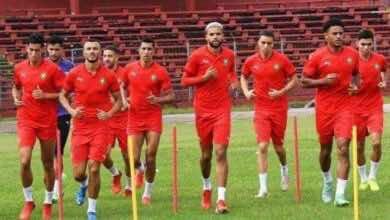 انفلات أمني يهدد مباراة المغرب و غينيا في تصفيات كأس العالم 2022