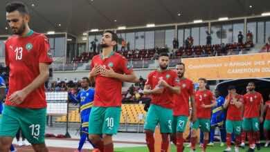 جدول مواعيد مباريات المغرب في تصفيات كأس العالم 2022 مجموعات أفريقيا