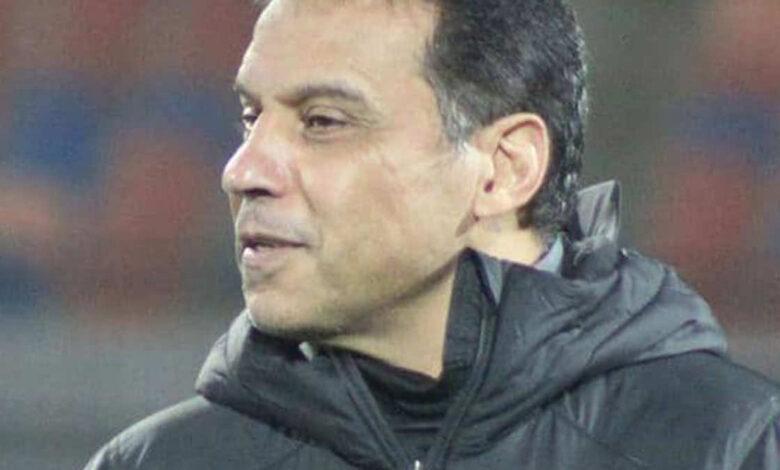 رسميًا   إقالة حسام البدري من تدريب منتخب مصر وجميع أعضاء الجهاز الفني والإداري