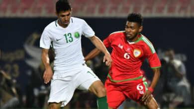 التشكيل المتوقع لمنتخب السعودية أمام عمان في تصفيات كأس العالم 2022