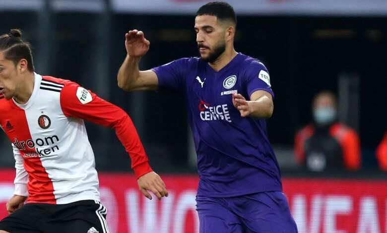 المغربي أحمد المسعودي يلحق بمواطنه حمزة مينديل في الدوري التركي