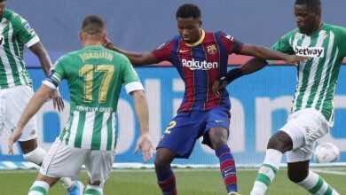 انتكاسة جديدة تؤجل عودة أنسو فاتي لصفوف برشلونة لشهر أكتوبر