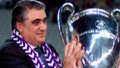 بعد عودته إلى سنتياجو بيرنابيو.. ريال مدريد يخلد ذكرى لورينزو سانز