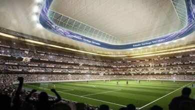 متى يفتتح ريال مدريد ملعب سنتياجو بيرنابيو الجديد؟