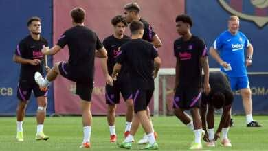 تشكيلة برشلونة المتوقعة أمام بايرن ميونخ في افتتاح دوري أبطال أوروبا