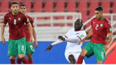 نتيجة مباراة المغرب والسودان في تصفيات كأس العالم 2022..بداية قوية لأسود الأطلس