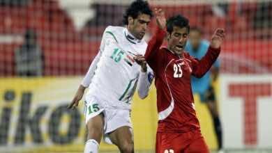تاريخ مواجهات العراق وايران منذ عام 1972 حتى تصفيات كأس العالم 2022