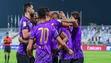 نتيجة مباراة العين وبني ياس في الدوري الاماراتي..الزعيم يُواصل بدايته القوية