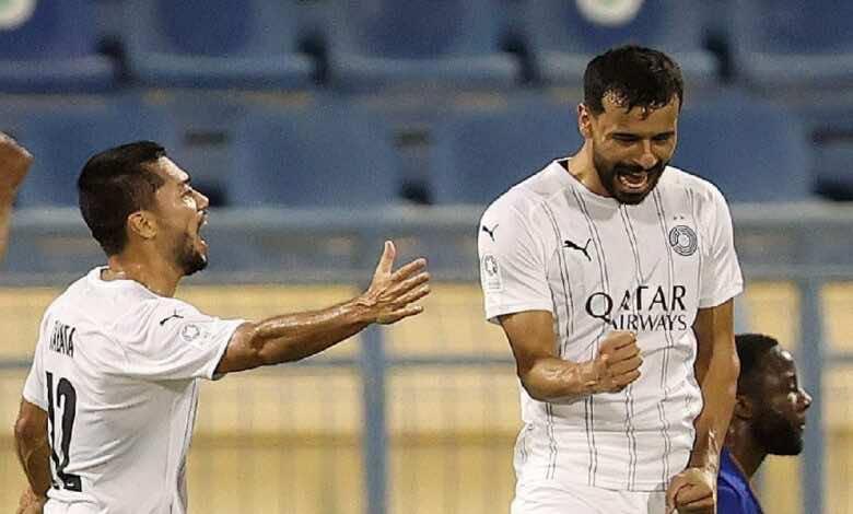 شاهد فيديو اهداف مباراة السد والسيلية في الدوري القطري (صور:twitter)