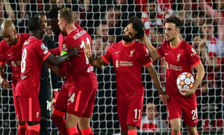 """ليفربول يفلت من فخ ميلان ويهزمه في """"أنفيلد"""" بـ دوري أبطال أوروبا"""