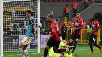 شاهد فيديو اهداف مباراة ميلان وفينيسيا في الدوري الايطالي..ثيو يصنع الفارق