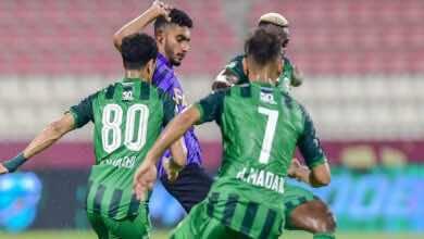نتيجة مباراة العين والعروبة في الدوري الاماراتي..العيناوي يُفرط في الفوز