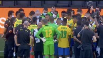 ما سبب توقف مباراة البرازيل والارجنتين في تصفيات كأس العالم 2022؟
