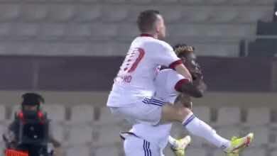 شاهد فيديو اهداف مباراة الشارقة والوصل في الدوري الاماراتي «مالانجو يؤكد الريمونتادا»