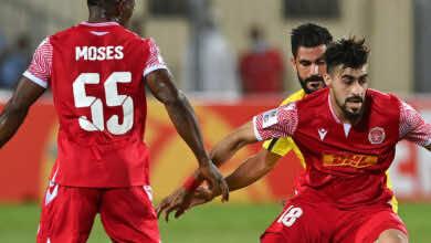 نتيجة مباراة المحرق والعهد في كأس الاتحاد الآسيوي.. الذيب الأحمر يتأهل لنهائي الغرب