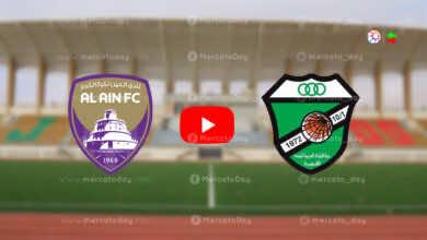 البث المباشر | شاهد مباراة اليوم بين العين والعروبة في الدوري الاماراتي ادنوك يلا شوت