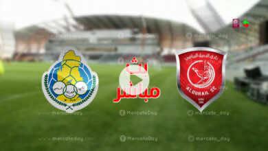 البث المباشر   مشاهدة مباراة اليوم بين الدحيل والغرافة في الدوري القطري رابط يلا شوت