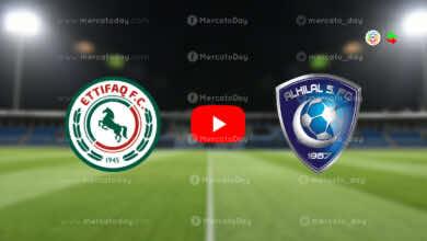 البث المباشر | مشاهدة مباراة اليوم بين الهلال والاتفاق في الدوري السعودي بث يلا لايف