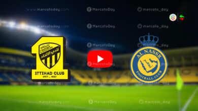 البث المباشر | مشاهدة مباراة اليوم بين النصر والاتحاد في الدوري السعودي رابط كورة اون لاين