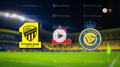 البث المباشر | مشاهدة مباراة اليوم بين النصر والاتحاد في الدوري السعودي رابط يلا شوت