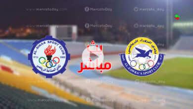 البث المباشر   مشاهدة مباراة اليوم بين الزوراء والصناعة في الدوري العراقي رابط يلا شوت