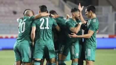 نتيجة مباراة الجزائر وجيبوتي في تصفيات كأس العالم 2022 «رفاق سليماني يُدمرون بثمانية»