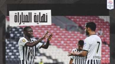 شاهد فيديو اهداف مباراة الجزيرة والامارات في الدوري الاماراتي ادنوك