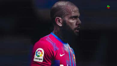جماهير برشلونة تطالب بعودة ألفيس بعد فسخ تعاقده مع ساو باولو!