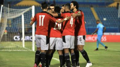 ما هو موعد مباراة مصر القادمة في تصفيات كأس العالم 2022.. الجولة 3 و4؟