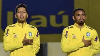 البرازيل تطالب الفيفا بإيقاف 8 لاعبين من الدوري الانجليزي