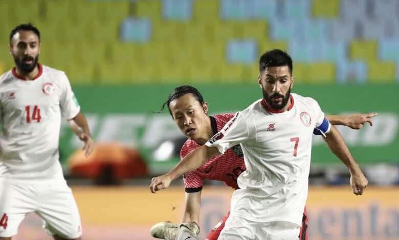 شاهد فيديو اهداف مباراة لبنان وكوريا الجنوبية في افتتاح مباريات اليوم الثلاثاء 7 سبتمبر 2021، لحساب الجولة الثانية من دور مجموعات المرحلة الأخيرة بتصفيات آسيا المؤهلة إلى كأس العالم 2022.