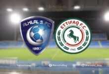 موعد بث مباشر مباراة الهلال اليوم في الدوري السعودي امام الاتفاق على قناة SSC