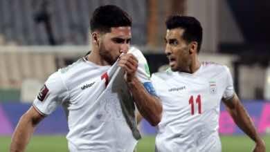 نتيجة مباراة سوريا وايران في تصفيات كأس العالم 2022 «سقوط نسور قاسيون في طهران» - صور Getty