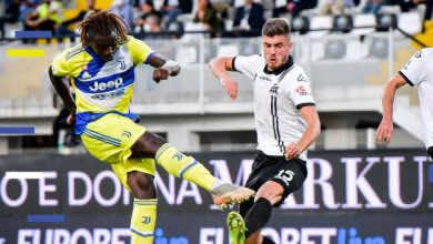 شاهد فيديو اهداف مباراة يوفنتوس وسبيزيا في الدوري الايطالي