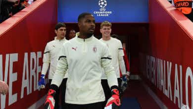 عاجل | تشكيلة ميلان الاساسية امام ليفربول في دوري ابطال اوروبا
