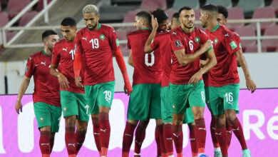 ما هو موعد مباراة المغرب القادمة في تصفيات كأس العالم 2022.. الجولة 3 و4؟