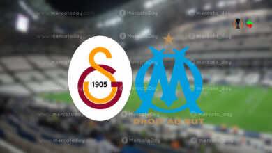 ملخص ونتيجة مباراة مارسيليا وجالطة سراي في الدوري الاوروبي