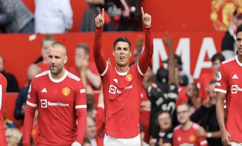 نتيجة مباراة مانشستر يونايتد ونيوكاسل في الدوري الانجليزي «الشياطين يضربون بقوة في عودة رونالدو»