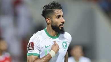 شاهد فيديو اهداف مباراة السعودية وعمان في تصفيات كأس العالم 2022 «لدغة الشهري تؤمن الصدارة»