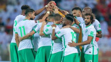 ما هو موعد مباراة السعودية القادمة في تصفيات كأس العالم 2022.. الجولة 3 و4؟