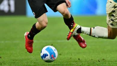 جدول ترتيب الدوري الايطالي بعد مباراة ميلان وفينيسيا