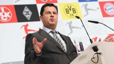 رئيس رابطة الدوري الالماني يضغط على الاندية واللاعبين لتلقي لقاح كورونا