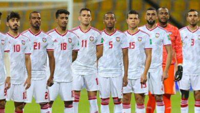 جدول ترتيب مجموعة الامارات والعراق في تصفيات كأس العالم 2022 بعد الجولة 4..تعادل لا يسمن ولا يغني