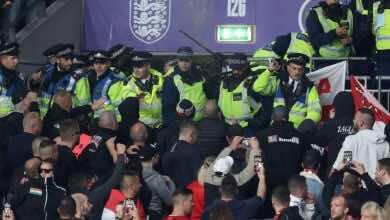 الفيفا يُدين ما حدث خلال مباراة انجلترا والمجر في تصفيات كأس العالم 2022