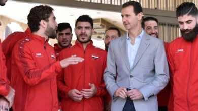 الخسارة من لبنان تدفع اتحاد الكرة السوري لتقديم استقالته في مؤتمر استثنائي