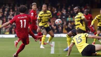 صلاح يواصل الابهار ويعادل رقم ديدييه دروجبا كأكثر لاعب افريقي تسجيلا للأهداف في الدوري الإنجليزي