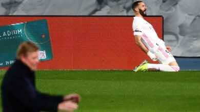بنزيمة: مباراة برشلونة وريال مدريد لا تزال الأفضل حتى بدون ميسي ورونالدو