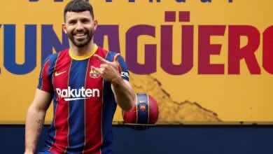 أجويرو وفاتي يدخلان دائرة اهتمام كومان قبل مواجهة فالنسيا في الدوري الإسباني