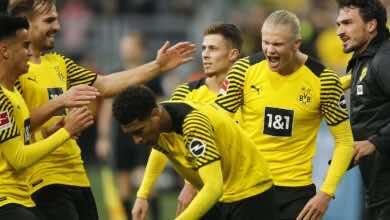 ترتيب مجموعة بايرن ميونخ ودورتموند قبل الجولة الثالثة من دوري ابطال اوروبا