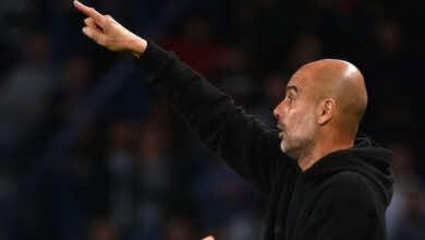 تشكيلة مان سيتي المتوقعة في مباراة يوم غد امام كلوب بروج في دوري أبطال أوروبا